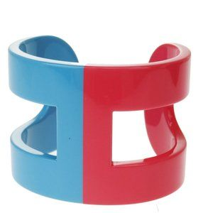 Authentic HERMES Ano Reversible Bangle Bracelet